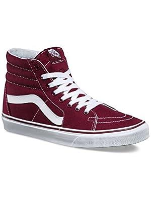 Vans Mens U SK8 HI Shoes Port Royale Size 4