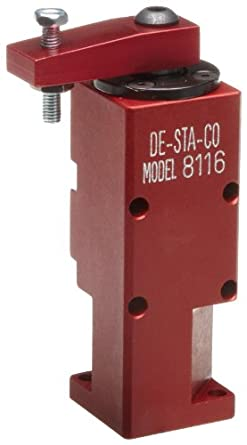 DE-STA-CO 8115 Pneumatic Swing Clamp