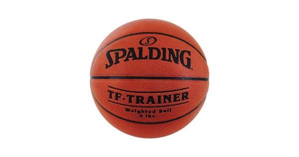 Amazon.com: Spalding TF-Trainer - Pelota de entrenamiento ...