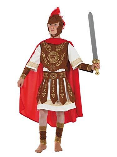 DISBACANAL Disfraz de Romano niño - Único, 8 años: Amazon.es ...