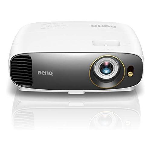chollos oferta descuentos barato BenQ W1700 Proyector Home Cinema UHD 4K HDR 3840 x 2160 2200 lumens DLP 3D Color Blanco