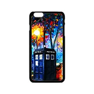 linJUN FENGDoctor Who unique pavilion Cell Phone Case for Iphone 6