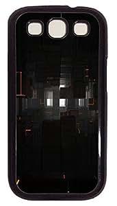 best Samsung S3 case 3D Black PC Black cover custom Samsung S3