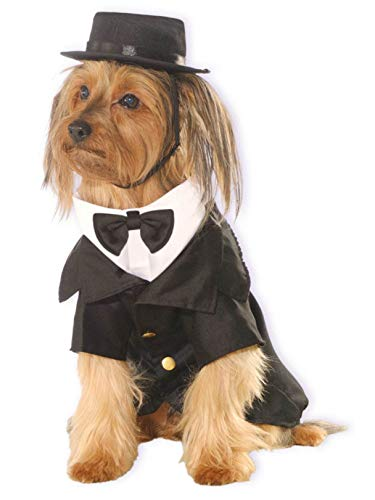 Rubie's Dapper Dog Small Costume for Pets -