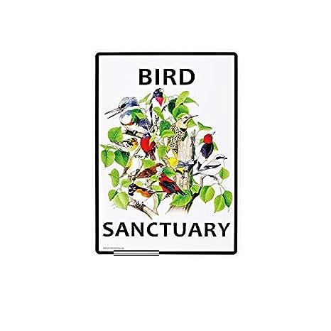 Amazon.com: Mora - Cartel de metal con diseño de santuario ...