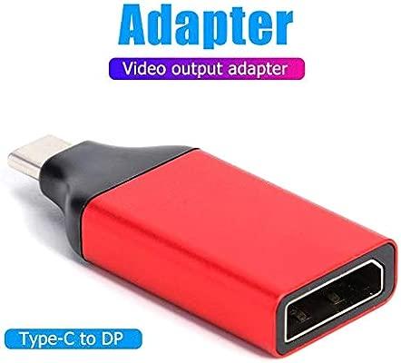 Breeezie Convertidor USB C a DP 4K Tipo C (Compatible con ...