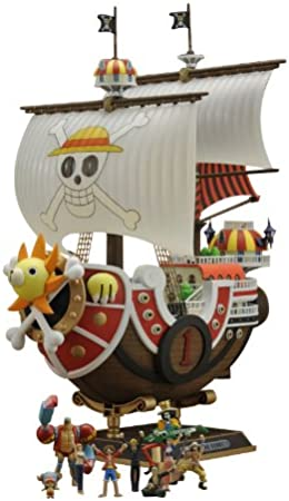 Maquette One Piece Thousand Sunny New World Model Kit