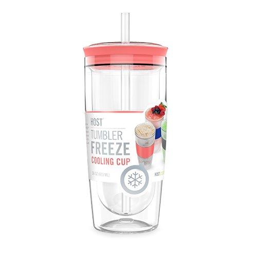 True Fabrication 5169 Tumbler Freeze Cooling Cup, Multicolor