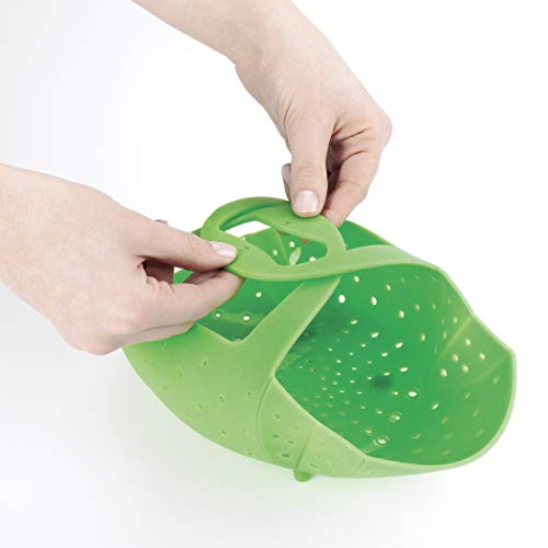 OXO Good Grips Silicone Steamer, Green by OXO (Image #6)
