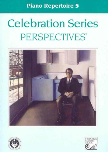Piano Repertoire 5 (Celebration Series Perspectives®)