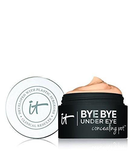 It Cosmetics - Bye Bye Under Eye Concealing Pot (Medium tan)