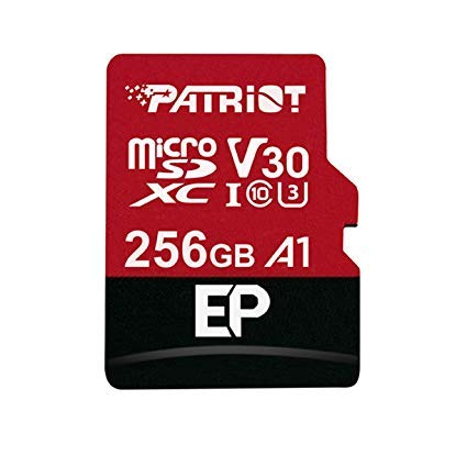 Patriot - Tarjeta de Memoria microSD SDXC para teléfonos ...