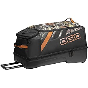 Ogio 121013 Mossy Oak Adrenaline Wheeled Bag, Break-Up Country