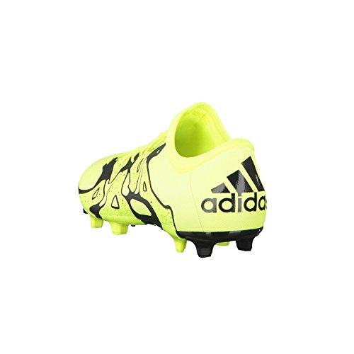 adidas X Mid FG/AG, Scarpe da Calcio Uomo giallo