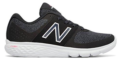 ダルセットエンジニア地獄(ニューバランス) New Balance 靴?シューズ レディースウォーキング New Balance 365 Black with White ブラック ホワイト US 7.5 (24.5cm)