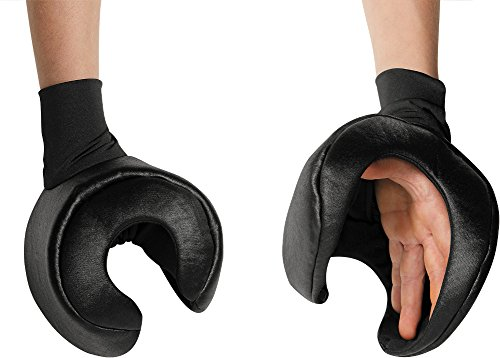 LEGO Iconic Hands Accessory, Black, One Size