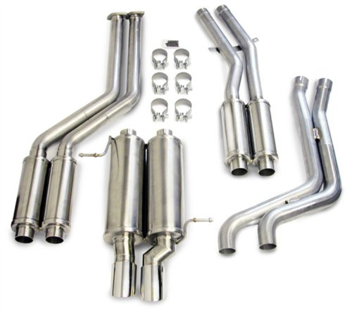- CORSA 14551 Cat-Back Exhaust System for BMW E46 330/328/325