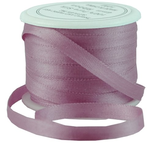 Mauve Silk Ribbon - 2