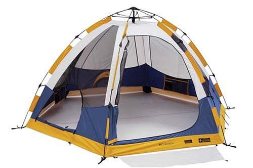 Amazon.com  Columbia Mt. Bachelor First-Up Hex Three-Person Dome Tent  Sports u0026 Outdoors  sc 1 st  Amazon.com & Amazon.com : Columbia Mt. Bachelor First-Up Hex Three-Person Dome ...