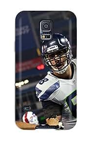 Galaxy High Quality Tpu Case/ Seattleeahawks PifHRCG5007KeVQp Case Cover For Galaxy S5