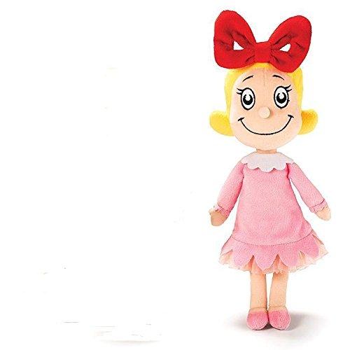 Avon Grinch Cindy Lou plush Doll 11 inch