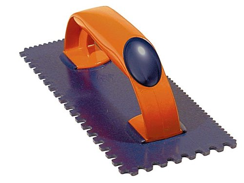 Notched Tile Trowel 4/7mm Plastic 11in x 4.1/2in