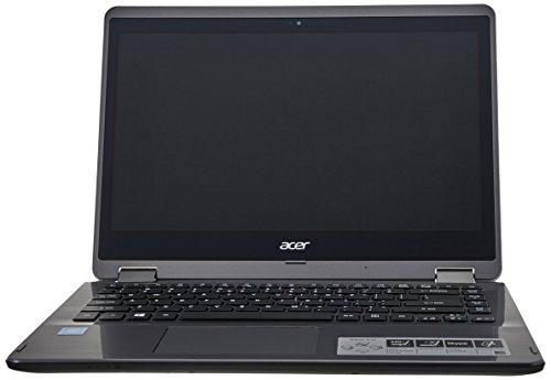Acer-Aspire-R-14-R3-431T-P3RD-140-inch-Multi-touch-Screen-Intel-Pentium-3805U-19GHz-4GB-DDR3L-500GB-HDD-USB30-Windows-10-Home-Ultrabook-Sliver