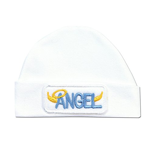 Perfectly Preemie Head Warmer (Blue Angel, Teeny (2-4lbs))