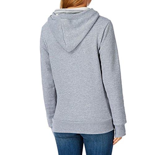 Shisha Buex Hoodie Ash Hoody Hooded Sweater Damen Women S M L XL Ash