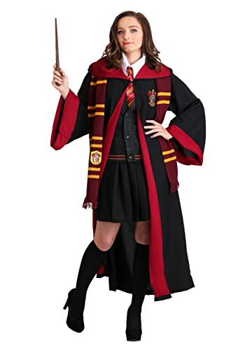 Charades Women's Hermione Granger Costume, as as Shown Extra Small