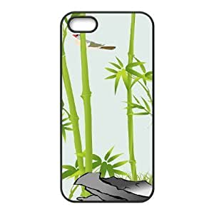 nazi diy Cool Painting Bamboo Use Your Own Image Phone Case for Iphone 5,5S,customized case cover case-334826