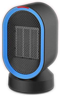 Calentador de ventilador, oscilación automática Mini calentador de ...