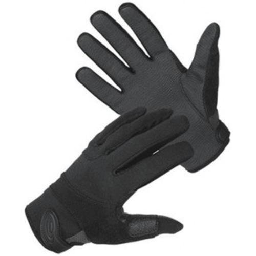 Hatch SGK100 Street Guard Glove w/Kevlar, Black, Medium