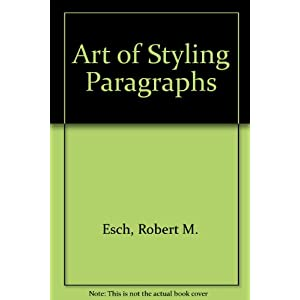 Art of Styling Paragraphs