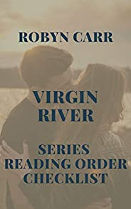 Robyn Carr Virgin River Series Reading Order Checklist