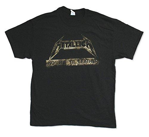 Metallica No Life Till Leather