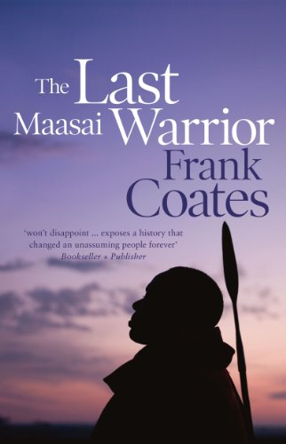 The Last Maasai Warrior - Colonial Small Rose