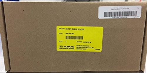 Genuine Subaru Remote Engine Starter H001SAL001 price