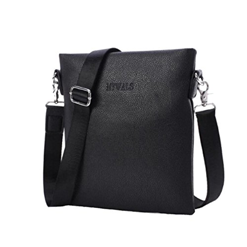 Shoulder Mywals Mywals Bag Black Black Men's Shoulder Men's Bag qTZzzU