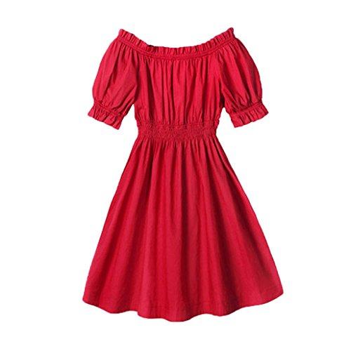 MTTROLI - Camisas - para mujer Rosso