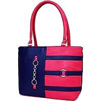 JSPM® Girl's & Women's Handbag Pink&Blue (SP-1100)