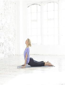 GL Adidas 4 mm estera de Yoga - gris: Amazon.es: Deportes y ...