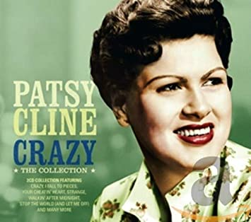 Amazon   CRAZY: THE COLLECTION   PATSY CLINE   カントリー   音楽