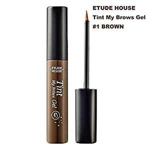 Amazon.com: Etude House Tint My Brows Gel 5g / Beautynet Korea (#1 ...