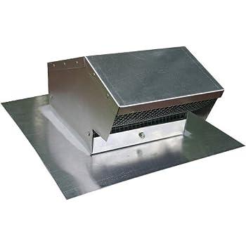 Delightful Speedi Products EX RCAF 04 4 Inch Diameter Aluminum Roof Cap Flush