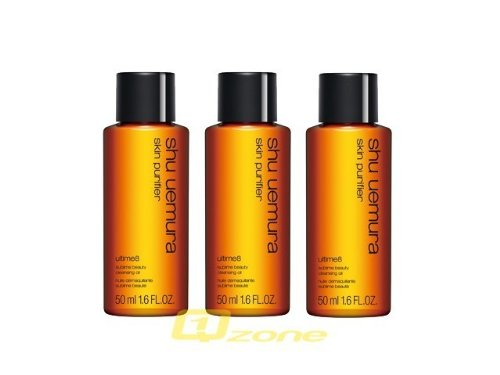(Shu Uemura Purifier Ultime8 Sublime Beauty Cleansing Oil 150ml (50ml X3))