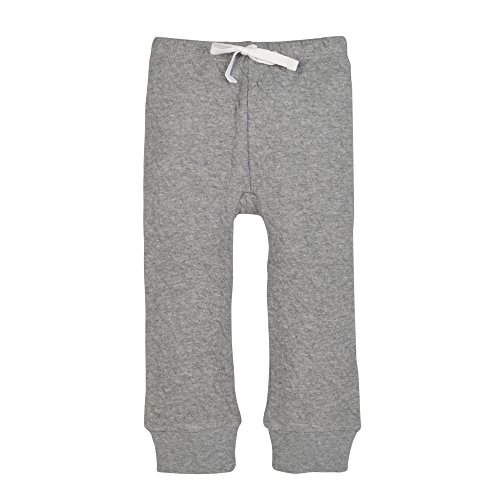 Grey Knit Pants - 6