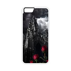"""JamesBagg Phone case Rose flower pattern For Apple Iphone 6,4.7"""" screen Cases FHYY412413"""