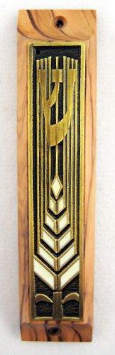 Yourholylandstore Olive Wood Mezuzah From Israel by YourHolyLandStore by YourHolyLandStore (Image #4)