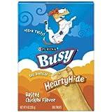 Dog Supplies Busy Bone Heartyhide Chk 6/9Oz, My Pet Supplies